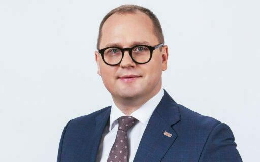 JAUNĀS VIENOTĪBAS vides aizsardzības un reģionālās attīstības ministra amata kandidāts – Salaspils mērs Raimonds Čudars