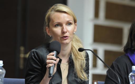 Lībiņa-Egnere piedalīsies dezinformācijas novēršanai veltītā sēdē Londonā