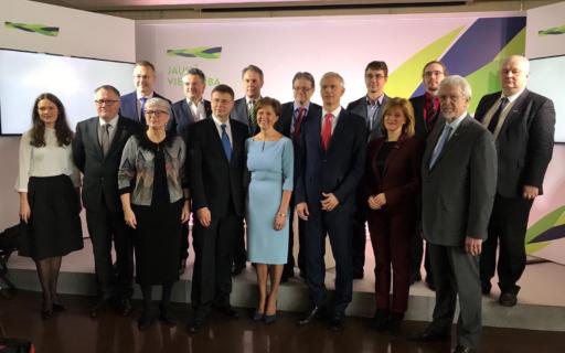 Latvijas interešu pārstāvniecībai Eiropā nepieciešama ietekme uz lēmumu pieņemšanu