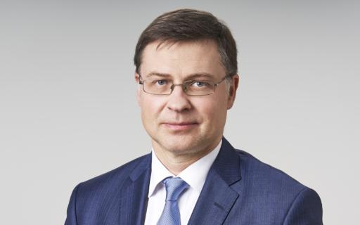 Dombrovskis: JAUNĀ VIENOTĪBA ir Latvijā vienīgā partija, kas kompetenti piedalās Eiropas veidošanas procesā visos varas līmeņos