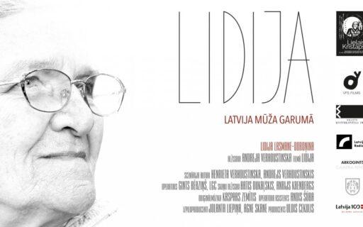 Kalniete Briselē demonstrē filmu par Lidiju Lasmani-Doroņinu