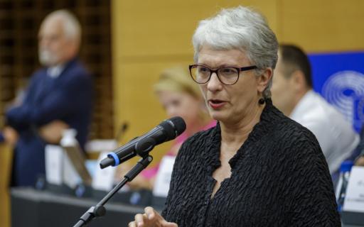 Sandra Kalniete Eiropas Parlamentā gatavos ziņojumu par dezinformācijas iegrožošanu