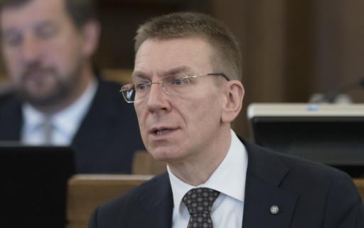 LR ārlietu ministra Edgara Rinkēviča uzruna Saeimas ārpolitikas debatēs 2020