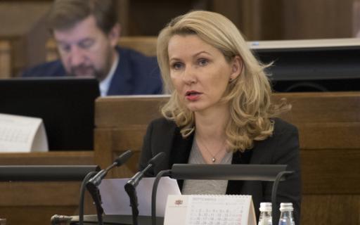 Ineses Lībiņas-Egneres uzruna ikgadējās Ārpolitikas debatēs Saeimā