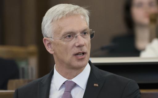 Ministru prezidents Krišjānis Kariņš: Latvija ir pārtapusi no ārpolitikas patērētājas par tās veidotāju