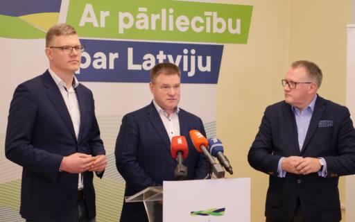JAUNĀS VIENOTĪBAS komandai Rīgas domes ārkārtas vēlēšanās pievienojas ģenerālis Ints Ķuzis