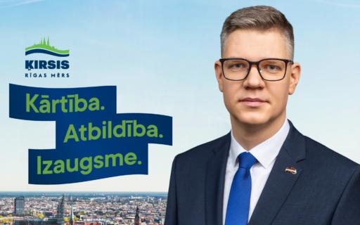 JAUNĀ VIENOTĪBA iesniegs sarakstu Rīgas domes ārkārtas vēlēšanām