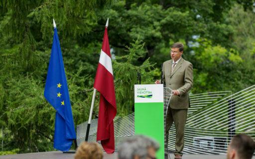 Dombrovskis: Rīgai jākļūst par reformu līderi
