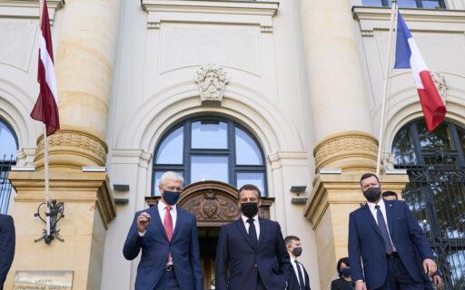 Kariņš: Latvijas un Francijas kopīgs mērķis ir spēcīga Eiropa