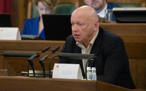 Saeimas deputāts Aldis Blumbergs pievienojas Jaunās Vienotības komandai