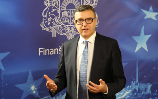 Finanšu ministra Jāņa Reira novērtējums 2020. gadam un prognozes par 2021. gadu