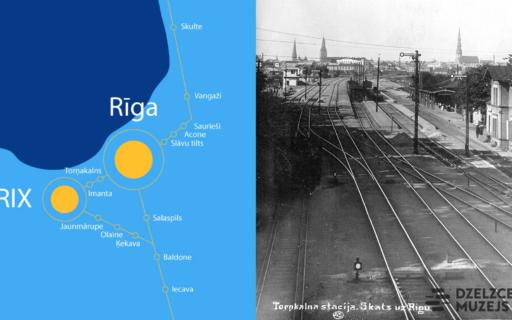 Jānodrošina Torņakalna stacijas saglabāšana Rīgā