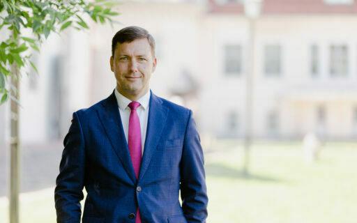 Jānis Rozenbergs – JAUNĀS VIENOTĪBAS līderis apvienotajā Cēsu novadā